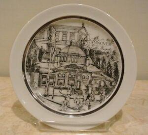 hannover royal kpm porzellan bavaria germany plate ebay. Black Bedroom Furniture Sets. Home Design Ideas