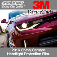 Headlight Protection Film By 3m For 2016 Camaro