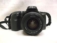 Minolta MAXXUM 400si Camera with Strap 35 mm