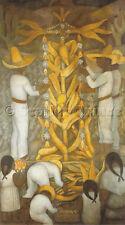 10% off Scarlet Quince Ctd X-stitch Chart-La Fiesta del Maiz by Diego Rivera-Reg