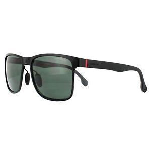 1c004054da9 Carrera Sunglasses 8026 S 003 QT Matt Black Green 716736032153