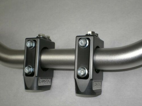 Precision Shock /& Vibe Clamps 1-1//8 Stock Stem CANAM Can am Renegade 07 08 09 10