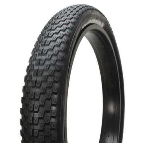 "Fold Up 9362 Vee Rubber Phat Katana MTB Fat Bike Bicycle Tyre 26 x 4.0/"""