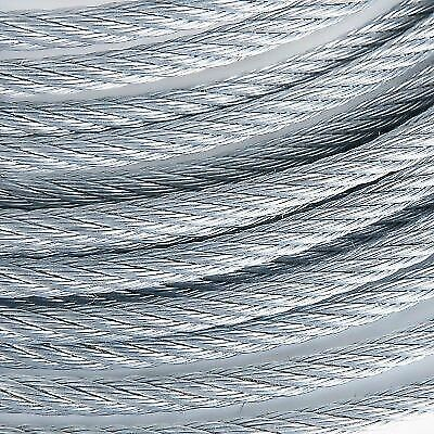 """1//2/"""" Galvanized Wire Rope Steel Cable IWRC 6x19 150 Feet"""