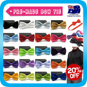 Bow-Tie-Tuxedo-Wedding-Bowtie-Groom-Bestman-Party-Korean-Silk-Double-Bows-Solid