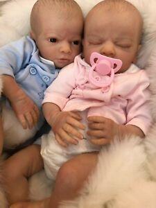 bambole reborn gemelli