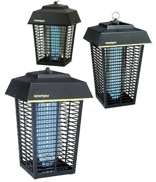 Flowtron Electric Bug Zapper Light Mosquito Flying Insect Killer Pest  Control