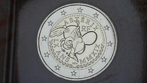 2-euro-2019-FRANCIA-Asterix-60-France-Frankreich-Franca