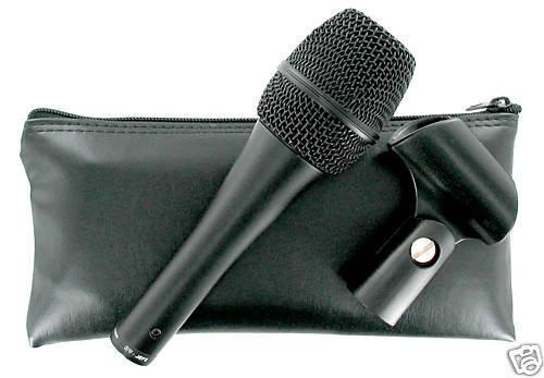 Pro Vocal Hyper-Cardioid Mikrofon Enhanced Proximity Effect Live Studio Record