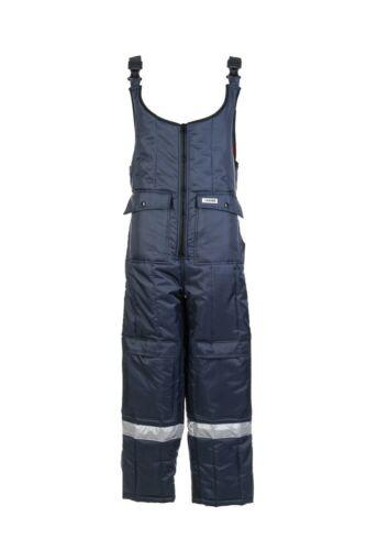 Planam Deposito Frigorifero Bib 5123 Gefrierhaus Pantaloni Protezione Dal Freddo