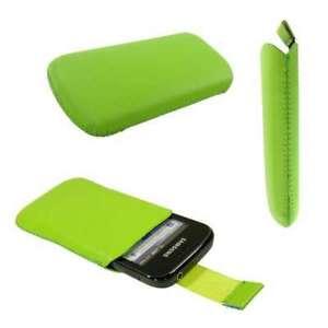 caseroxx-Slide-Etui-fuer-Samsung-S5660-Gio-in-gruen-aus-Kunstleder