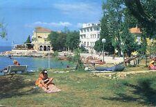 Alte Postkarte - Omisalj na o/Krk - Hotel Jadran