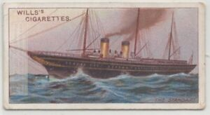 1895-The-034-Standart-034-Imperial-Russian-Yacht-Sailboat-100-Y-O-Trade-Card