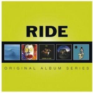 RIDE-ORIGINAL-ALBUM-SERIES-5-CD-NEW