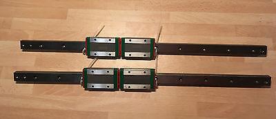 Hiwin MGNR15H 42cm MGN15HH Linearführung Linearschienen CNC 3D-Drucker RepRap