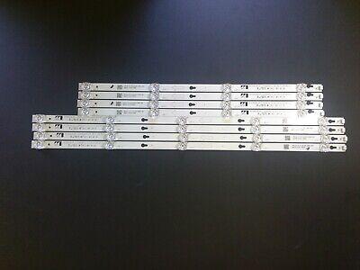 TCL 4C-LB5504-HR//4C-LB5505-HR LED Backlight Strips 8