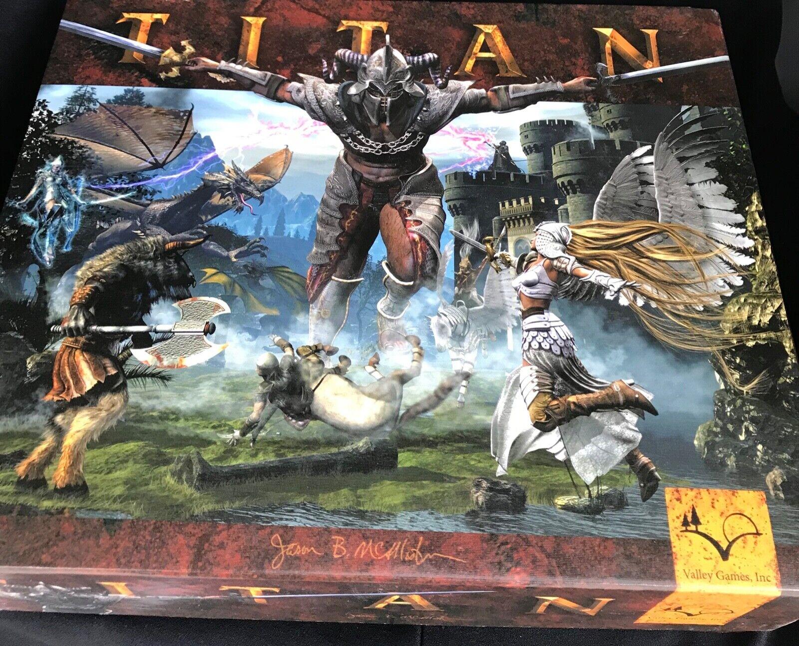 Titan Board Game (Valley Games Edition)