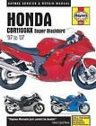 Honda CBR1100XX Super Blackbird Motorcycle Repair Manual by Anon (Paperback, 2015)