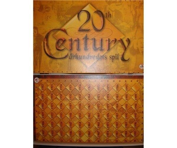 20 århundrede, brætspil