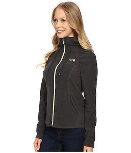 New Womens North Face Fleece Mezzaluna Hoodie Jacket XS Small Medium Large XL