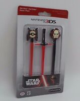 Powera Star Wars Stylus - 3 Pack For Nintendo 3ds, 3ds Xl, 3ds, 2ds, Ds 3ds