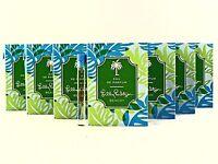 Lilly Pulitzer Beachy Edp 1.5ml .05fl Oz X 10 Perfume Sample Vial Mini Lot