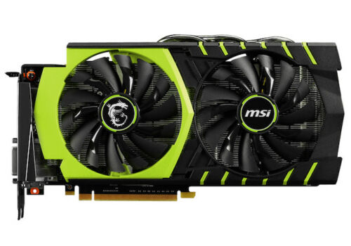 MSI Twin Frozr V Series Video Card Cooling Fan Replacement GTX970 980 R9-380 390