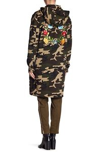 camouflageprint Endless 842280165402 Anorak Rose oversized dames wCwtS7Yq