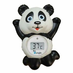 Détails sur Bo Jungle Thermomètre de bain douche pour bébé Température D'Eau B Digital Panda
