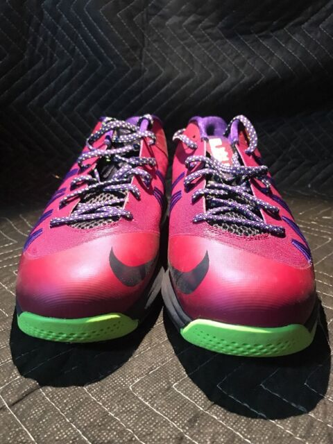 57ed30e66f84 ... coupon code for air max lebron x low rasberry red 579765 601 size 12 low  top