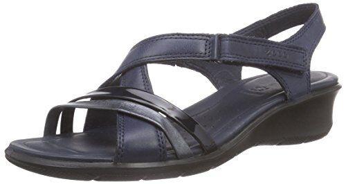Pick SZ//Color. ECCO Womens Damara Ankle Strap Gladiator Sandal 39