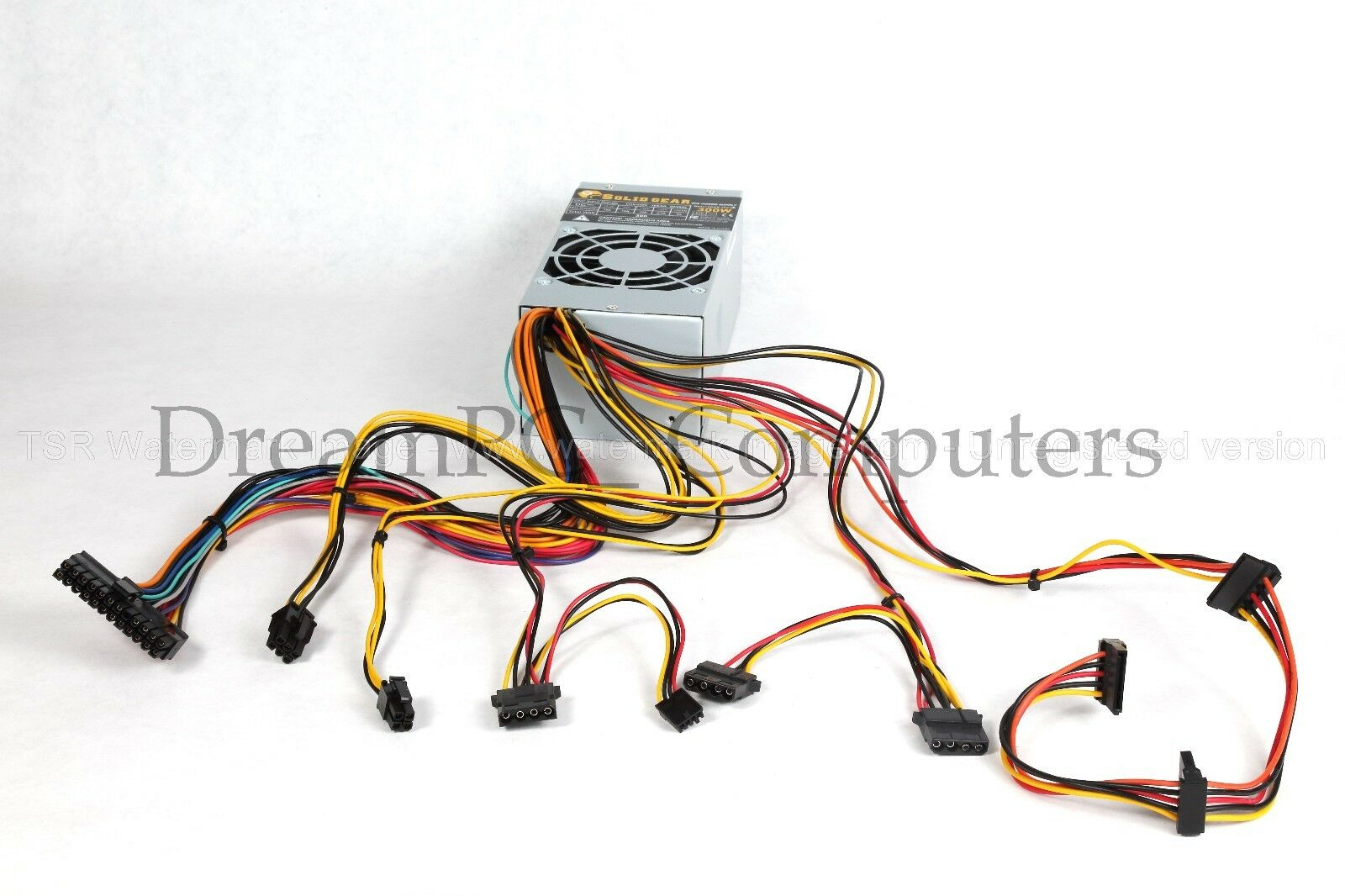 New PC Power Supply Upgrade for HP Pavilion s5117c Slimline SFF Computer
