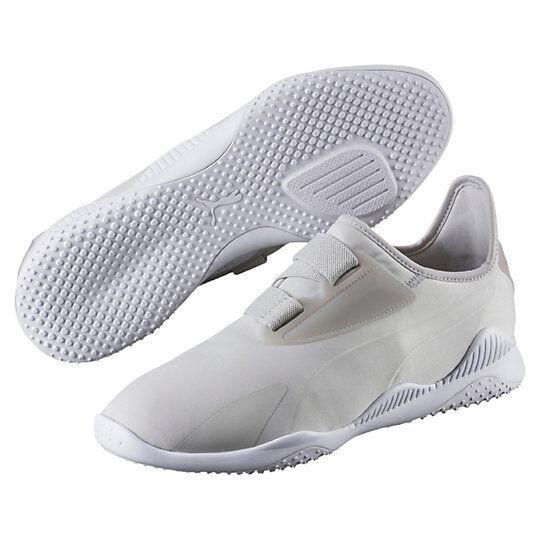 Puma Evolution Mostro uomo`s Sneakers - Glacier Gray-Glacier Gray-Puma White Scarpe classiche da uomo