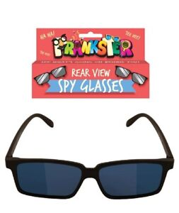 Children Rear View Spy Glasses Novelty Gadget Mirror Sunglasses Fun Toys Accesso
