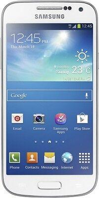 Puesto a nuevo Samsung Galaxy S4 Mini Blanco