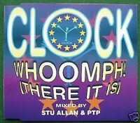 Clock Whoomph! There it Is 6 Mixes CD Single