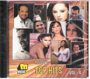 Details about MELODY'S TOP HITS: Melissa,Tamer, Jannat,  Carole,Yara,Nancy,Marwan Arabic MIX CD