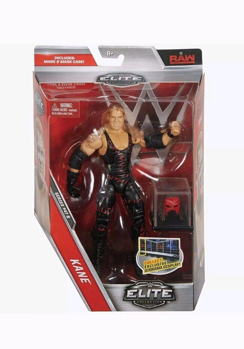 WWE MATTEL ELITE SERIE 47.5 47 el demonio Kane BRAND New Reino Unido