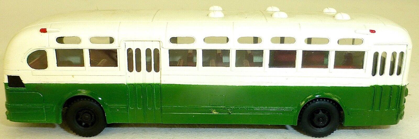 ZIS 154 1947  Kiev lissiza v&v Bus h0 1 87 å   sortie d'exportation