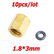10pcs Upper Copper Screw With O Ring For Small Damper Ink Piping 183mm