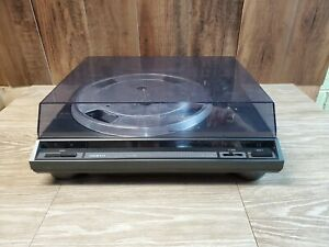 Vintage-Onkyo-CP-1007A-Stereo-Turntable-Needs-Work