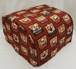 Canvas Fat Bistro Chefs Cover Compatible with Keurig Coffee Brewing Systems