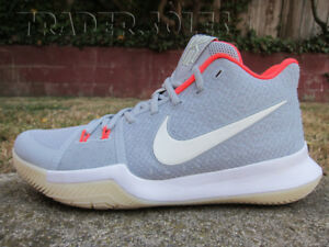 best sneakers ae9b0 5cdae Details about DS NIKE AIR KYRIE 3 YEEZY GLOW ID sz 9 presto 95 1 neon  flyknit air max