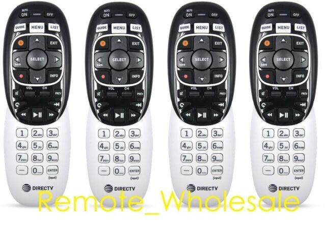 Buy Directv Rc73 Rf Ir Remote Control For Rc71 Rc72 Direct Tv Hr44