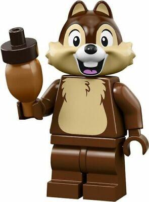 Disney Series 2 Lego mini figure CHIP /'N/' DALE chipmunks