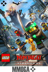 The Lego Ninjago Movie Video Game Steam Spiel Pc Download Code