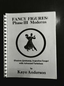 FANCY-FIGURES-Round-Dance-Phase-III-Moderns-book-by-Kaye-Anderson