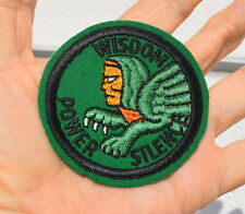 502nd Airborne Inf. Regt HQ, S-2 (Intelligence) Patch. HOLY MOLEY! HOLY GRAIL!