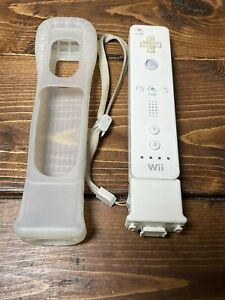 Nintendo Wii (OEM) Remote Controller with Motion Plus Adapter Original (RVL-003)
