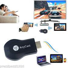 Chiavetta Penna ANYCAST HDMI Dongle M2 Miracast WiFi Airplay per IOS Android pen